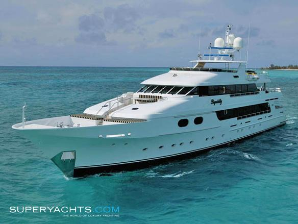 One More Toy Luxury Motor Yacht by Christensen