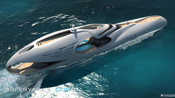 Infinitas Yacht Concept Superyachts Com