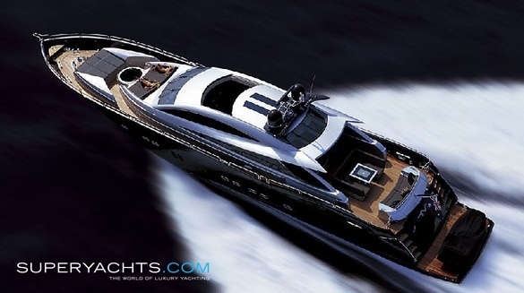 Predator 108 Specification Superyachts Com