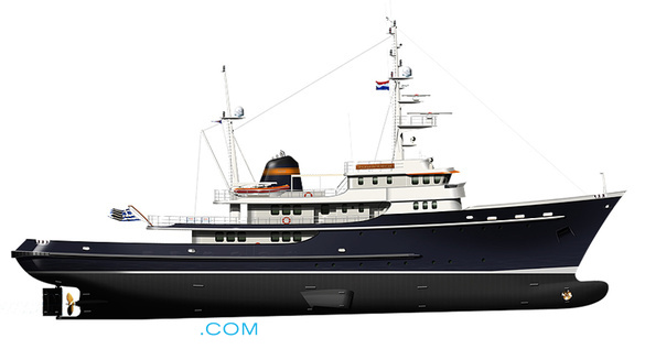 Project 0902 Classic Tug Yacht Concept | superyachts com