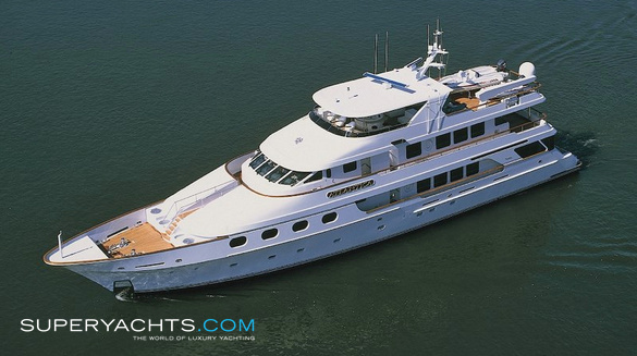 Luxury Motor Yacht Atlantica by Christensen