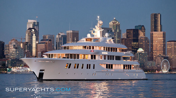 Luxury Motor Yacht Invictus by Delta Marine
