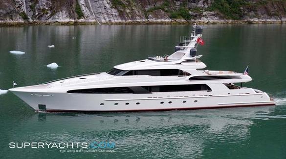 Usher Yacht Delta Marine Motor Yacht