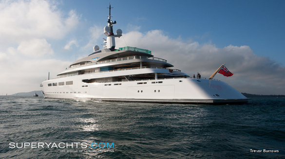 Luxury Motor Yacht Vava II by Devonport Yachts