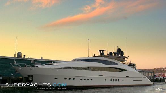 Four Jacks Luxury Motor Yacht by Palmer Johnson Yachts