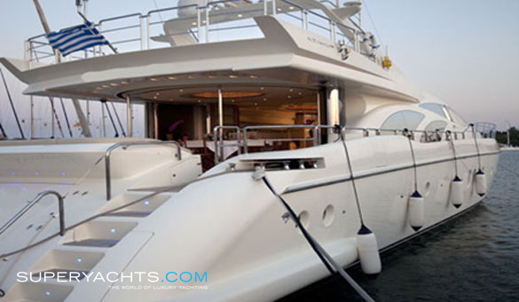 Abigaile azimut yachts motor yacht for Luxury motor yachts for sale