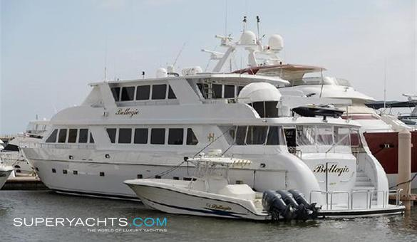Bellagio yacht for sale kha shing enterprises for Luxury motor yachts for sale