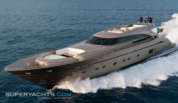 best website 4d4a7 e2778 Blue Force One Luxury Motor Yacht by AB Yachts