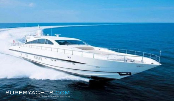 Estel yacht for sale leopard yachts motor for Luxury motor boats for sale