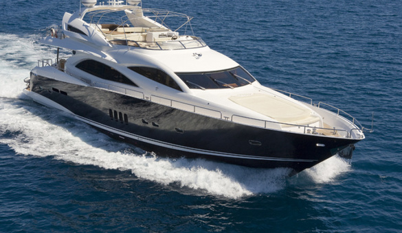 Impulse Luxury Motor Yacht by Sunseeker