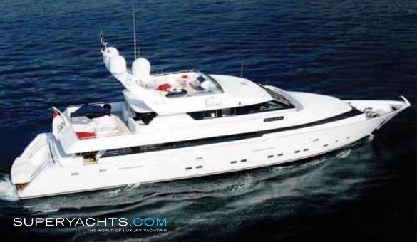Kipany Photos - Intermarine Motor Yacht | superyachts com