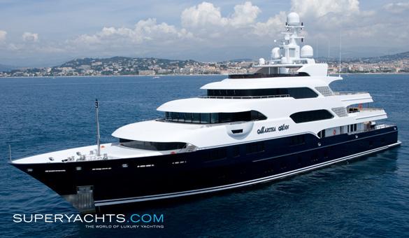 Martha Ann Luxury Motor Yacht