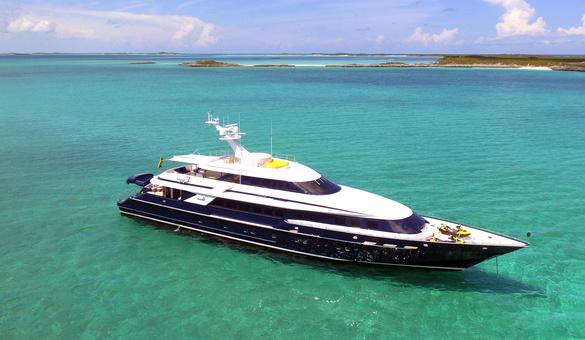 Octopussy Charter Heesen Yachts Motor Yacht