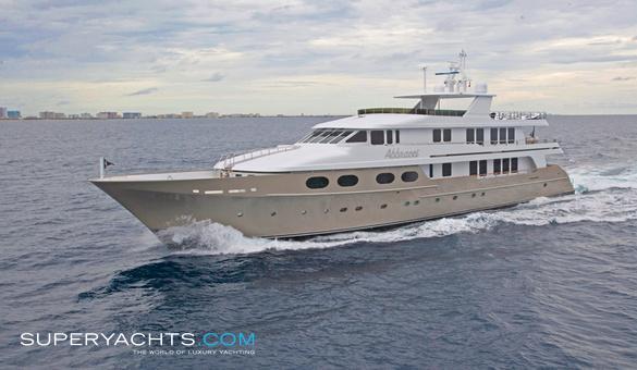 Abbracci Yacht For Sale Christensen Motor Superyachts Com