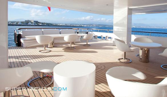 air charter - feadship motor yacht yacht | superyachts, Innenarchitektur ideen