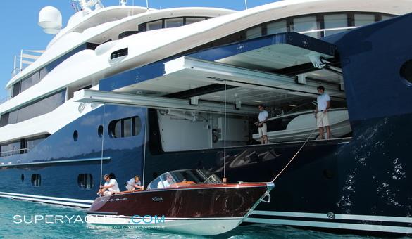 Amaryllis Layout Abeking Rasmussen Motor Superyachts Com