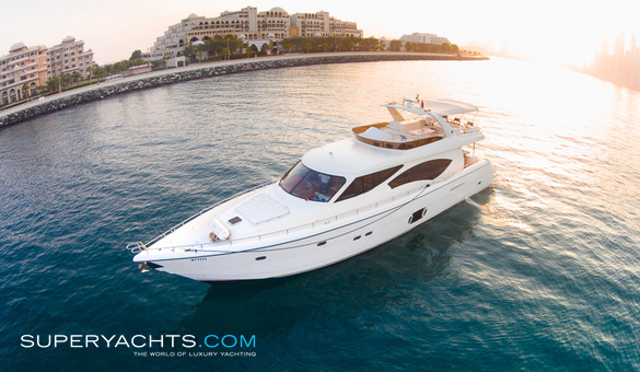 Black pearl yacht for sale dubai yachts motor for Luxury motor boats for sale