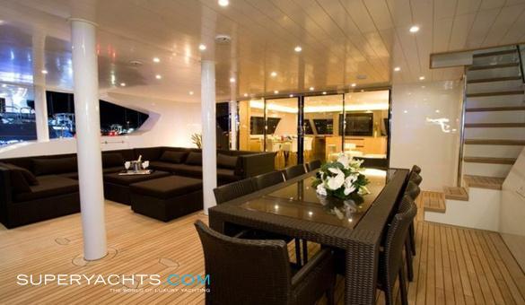 Black Swan Specifications Bluebay Motor Superyachts Com