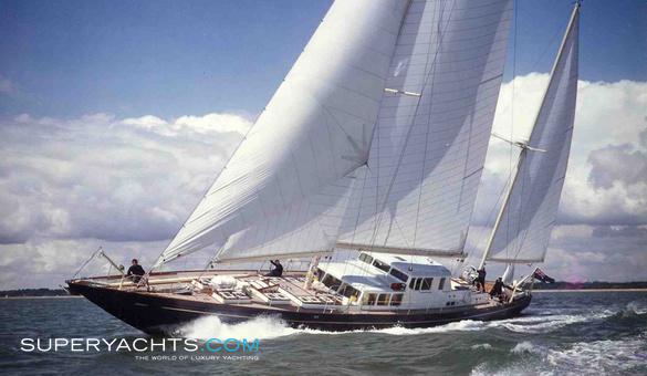 Blue Leopard Yacht for Sale Wm. Osbourne &.. | superyachts.com