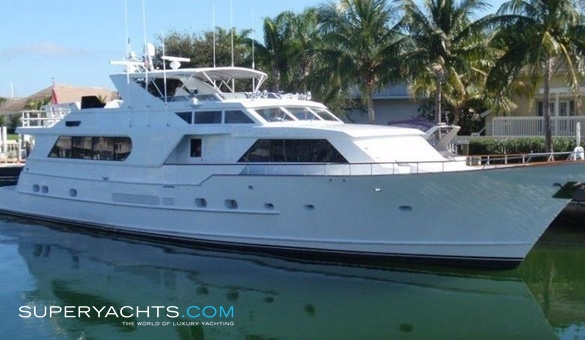 Casablanca yacht for sale burger boat company for Luxury motor boats for sale