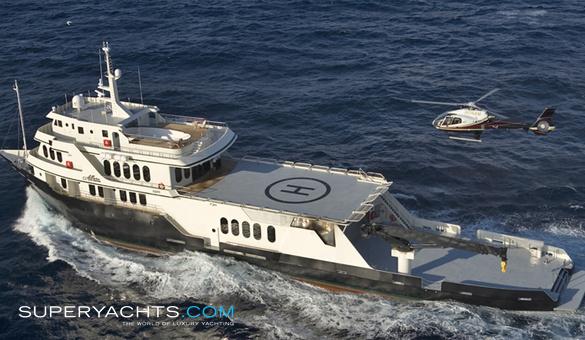Global Luxury Motor Yacht