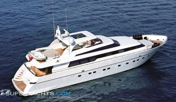 Kavalier yacht for sale sanlorenzo motor for Luxury motor boats for sale