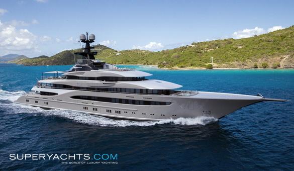 Kismet Charter Lurssen Yachts Motor Yacht Superyachts Com