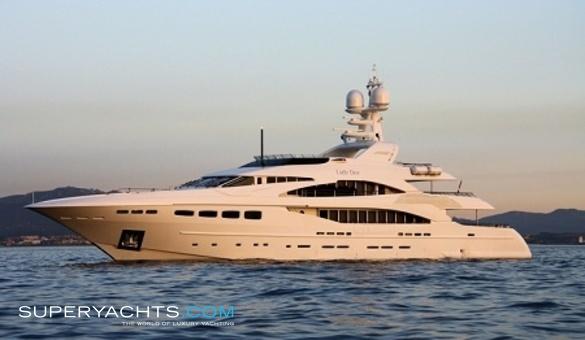 dream yacht charter lefkas