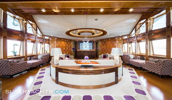 Lady Sheridan Yacht Layout Abeking