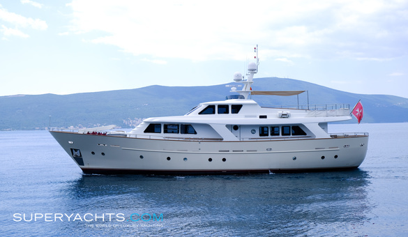 Laziza yacht for sale benetti motor yacht for Luxury motor boats for sale