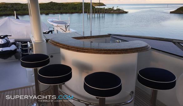 Oasis Charter Westport Motor Yacht Yacht