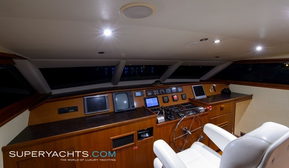 Oasis Yacht For Sale Broward Marine Motor