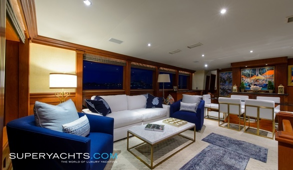 Oasis Yacht Specifications Broward Marine