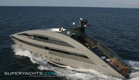 Ocean Emerald Charter Rodriquez Yachts Superyachts Com