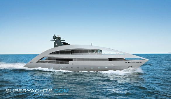 Ocean Pearl Charter Rodriquez Yachts Motor Superyachts Com