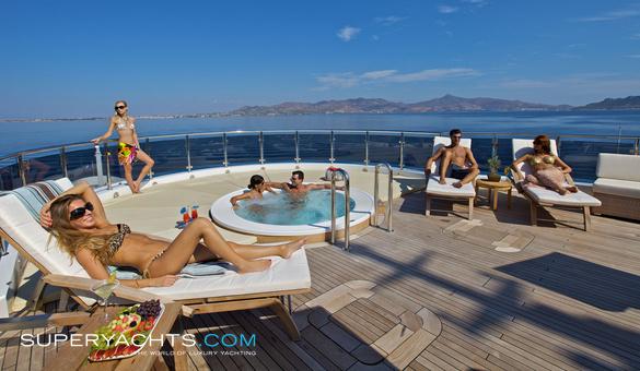 OMega Luxury Motor Yacht