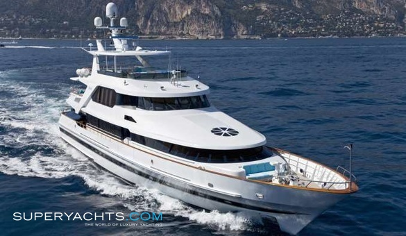 Ontario yacht for sale lurssen yachts motor for Luxury motor yachts for sale