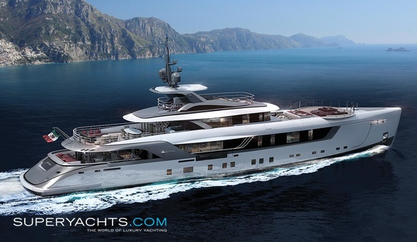 Piuma yacht for sale admiral yachts motor for Luxury motor boats for sale