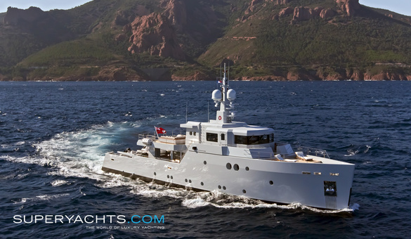 Preference 19 Luxury Motor Yacht by Tansu Yachts
