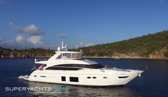 Redhead yacht for sale princess yachts motor for Luxury motor boats for sale