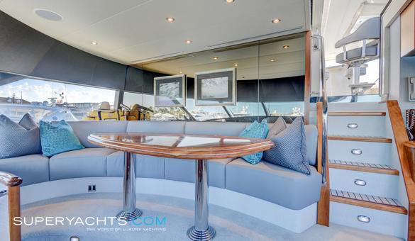 Silver Moon Charter - Westport Motor Yacht     superyachts com