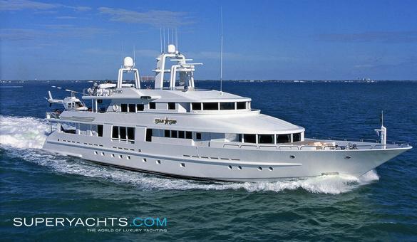 Starship Charter Van Mill Motor Yacht Yacht