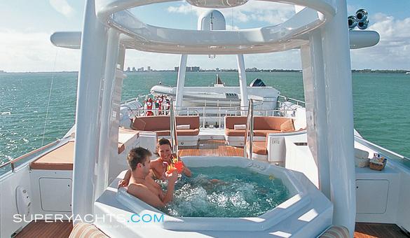 Starship Luxury Motor Yacht