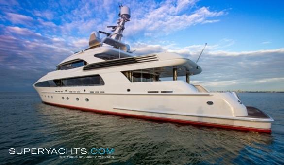 Usher Layout Delta Marine Motor Yacht Yacht