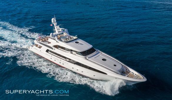 Usher Equipment Delta Marine Motor Yacht