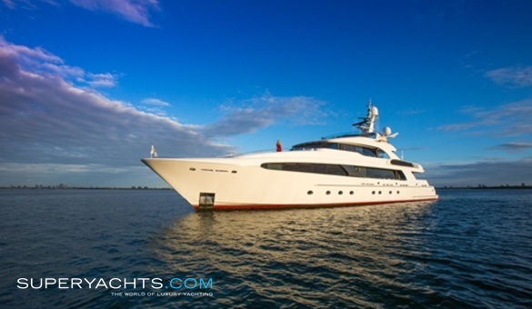 Usher Charter Delta Marine Motor Yacht