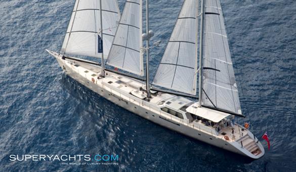 Yamakay Luxury Sail Yacht