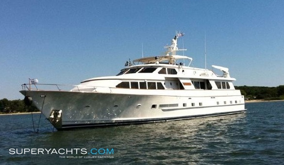 Zantino iii yacht for sale denison motor for Luxury motor boats for sale