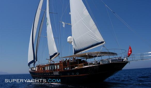 Sea Dream Luxury Motor Sailer Yacht