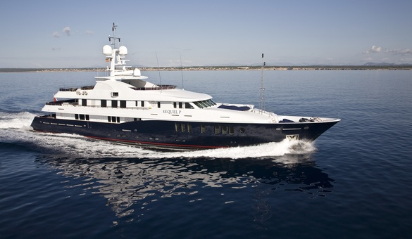 Sequel p yacht for sale turquoise yachts for Luxury motor boats for sale